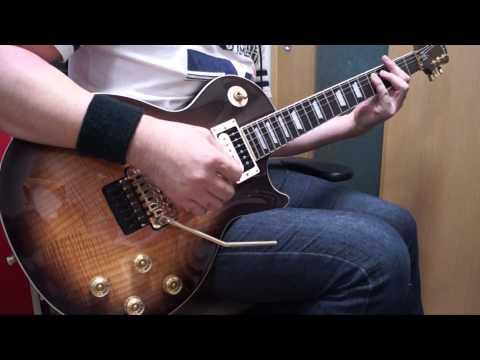 RUNAWAY / BON JOVI  Guitar Cover