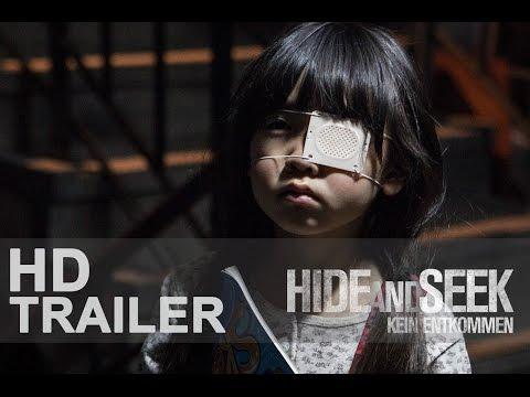 HIDE AND SEEK    Offizieller Film Trailer   Deutsch   HD