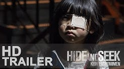 HIDE AND SEEK  | Offizieller Film Trailer | Deutsch | HD