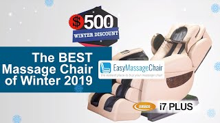 6 Reasons the Luraco i7 Plus is the Best Massage Chair of Winter 2019