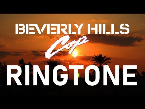 Beverly Hills Cop Theme Ringtone and Alert