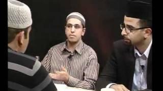 Muslime: Ankerwurf im Hafen Deutschland - Islam im Brennpunkt - Islam Ahmadiyya