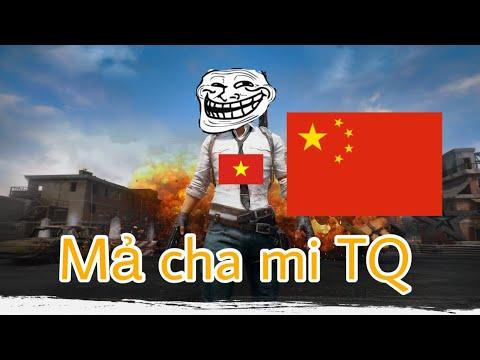 [ Hài PUBG] - Thanh niên Nghệ An dạy tiếng Việt cho Trung Quốc- Cười éo chịu được !!!