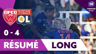 Résumé Long Dijon / OL | D1F | Olympique Lyonnais