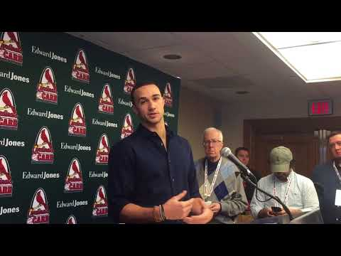 Pitch talks with Jack Flaherty