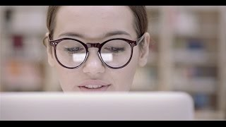 In Front Of Computer Screen | Stock Footage