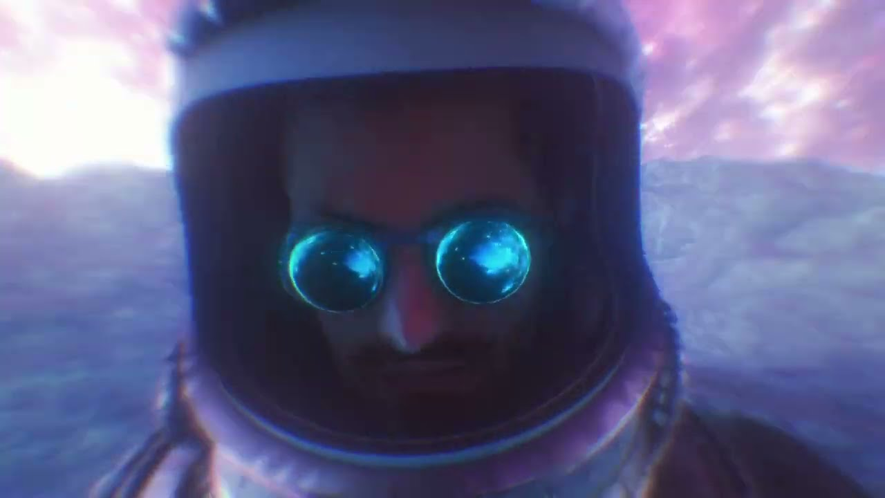 Masked Wolf - Astronaut In The Ocean (Alok Remix) [Official Lyrics Video]