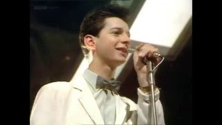 Depeche Mode - Just Can't Get Enough (TOTP 1981)