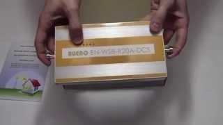 Репитер GSM 1800 Bueno BN-WSB-R20A-DCS(Обзор репитера для усиления сигнала GSM 1800. Модель BN-WSB-R20A-DCS позволит организовать стабильную работу сотовой..., 2014-10-20T16:47:06.000Z)