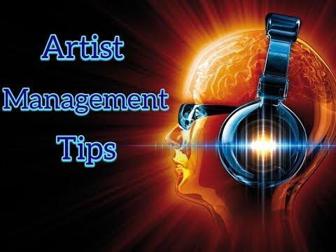 2017 Artist Management Tips - Become a better Independent Artist