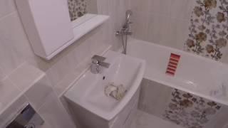 Ремонт ванны в панельном доме.