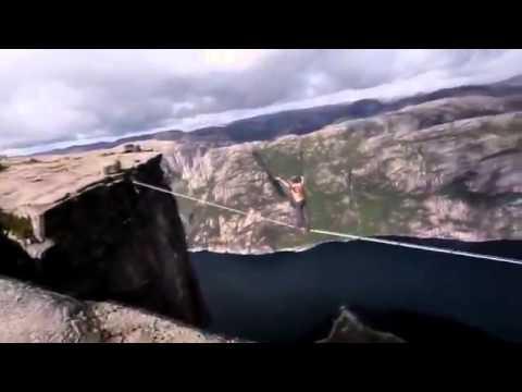 Видео: самые красивые и опасные трюки мира