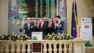 Congratulations To Lotus Bakeries With Its 25 Years Of Listing On The Brussels Stock Exchange