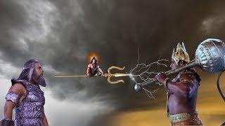 हनुमान और गुरु द्रोणाचार्य में युद्ध | क्या निकला परिणाम | Hanuman Vs Guru Dronacharya Yudh