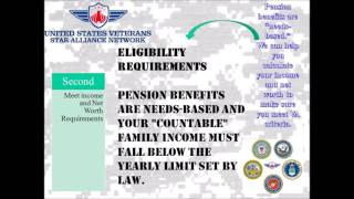 VA Nonservice Connected Pension