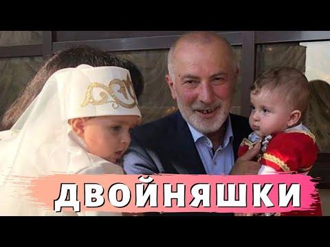 Виталий Калоев, потерявший 17 лет назад всю семью, показал подросших двойняшек. Они очень умилили...
