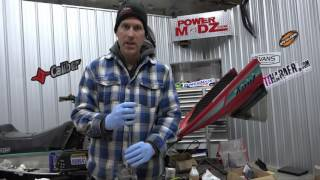 Snowmobile Bog series #5, going over the carbs and first start!