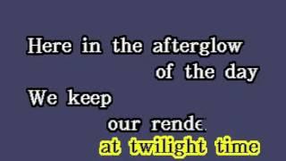 DK066 14 Platters, The Twilight Time [karaoke]