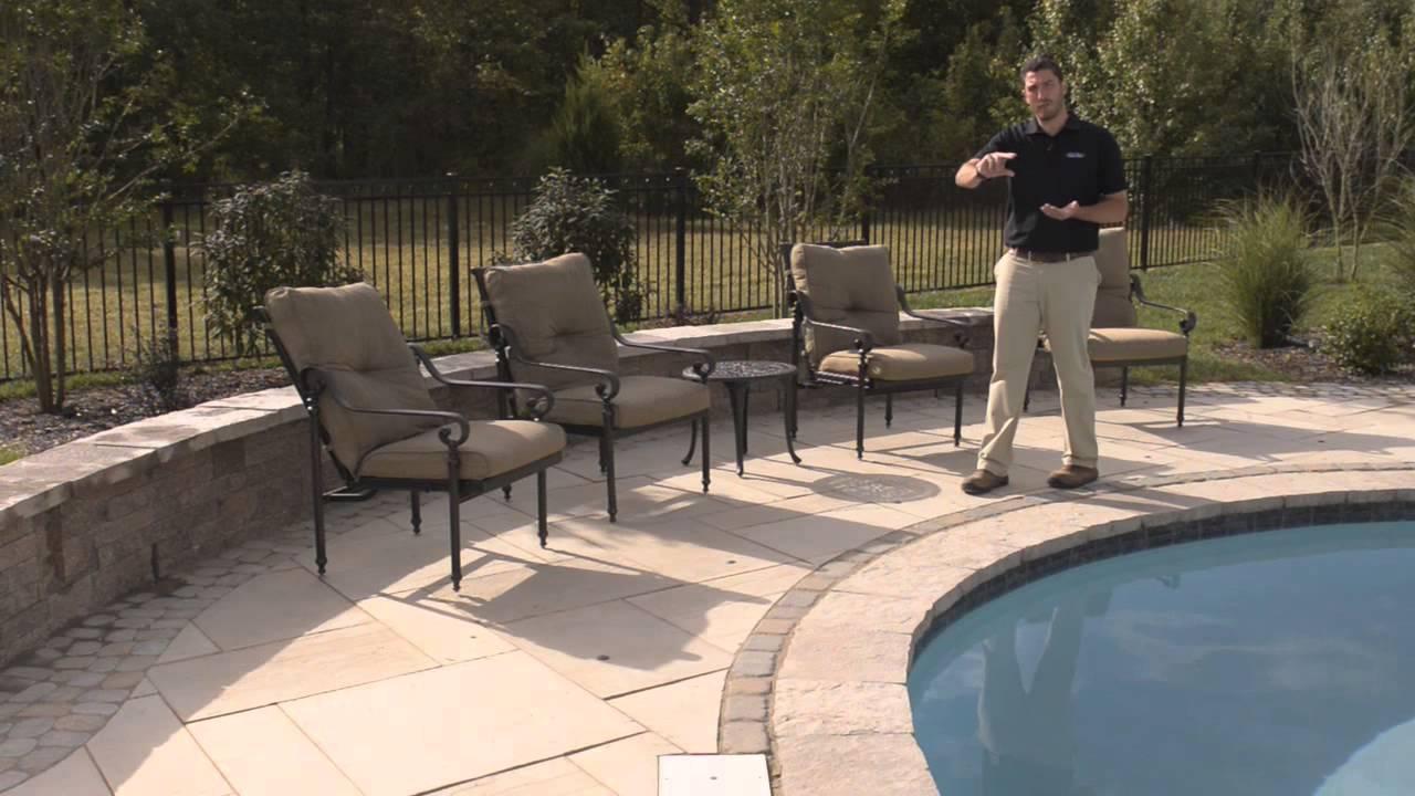 10 transition du contour de piscine youtube. Black Bedroom Furniture Sets. Home Design Ideas