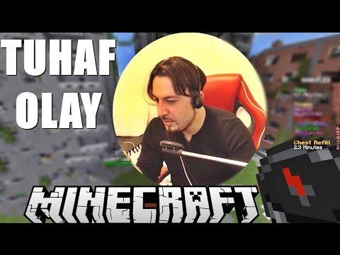 hunger gamesde tuhaf olay?  minecraft türkçe hunger games  bölüm 45