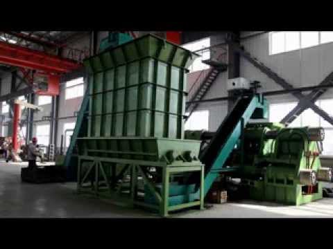 Anyang metal briquette machine used in metal recycling indus