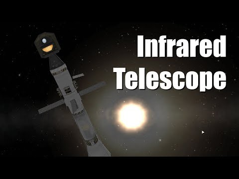 SENTINEL Infrared Telescope Solar Orbit Contract | Kerbal Space Program 1.3 Gameplay