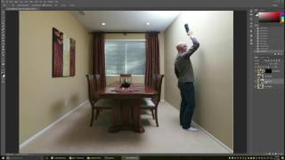 How to shoot and light a problem room