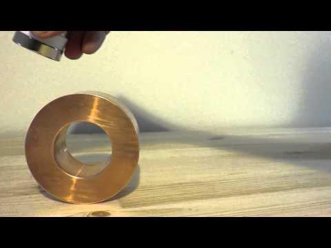 是铜磁性吗?