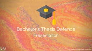 Gauge Symmetry | Bachelors Thesis Defence