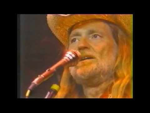 Willie Nelson live at Budokan 1984 - Without a song