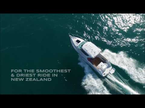 Tristram 741 Offshore TDI Delivery Mount Maunganui