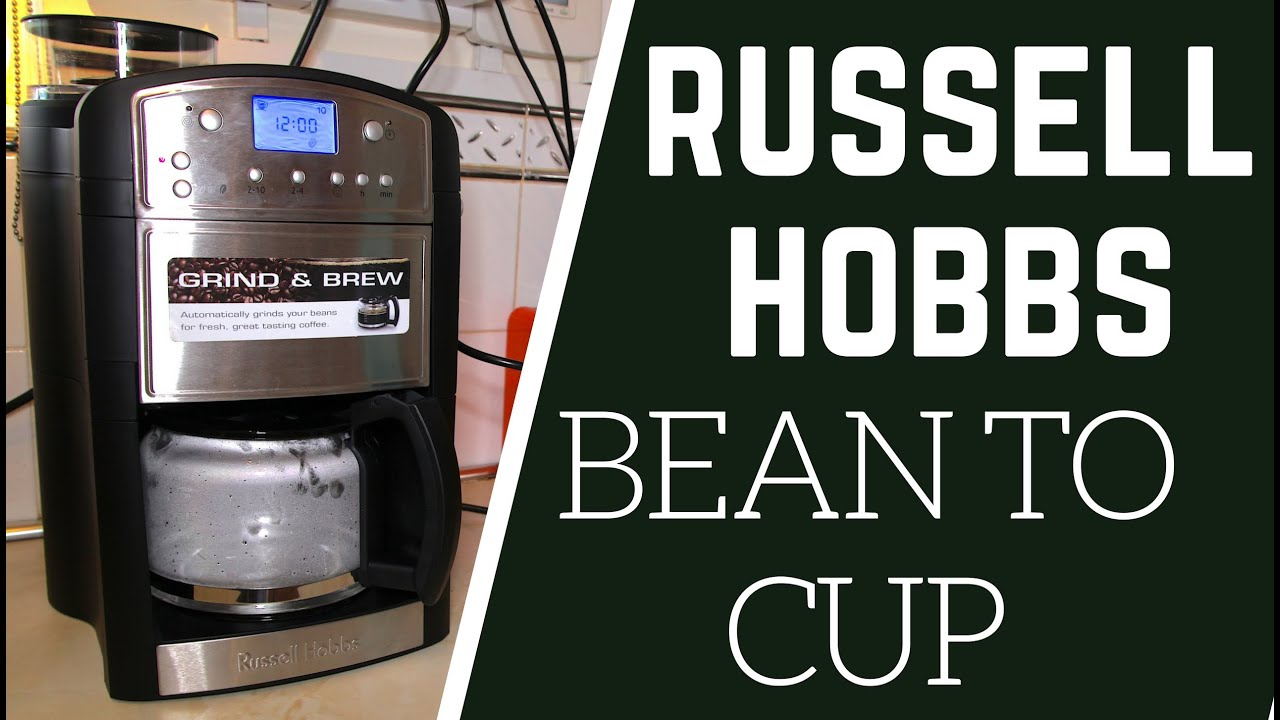 Russell Hobbs Platinum Coffee Maker Review