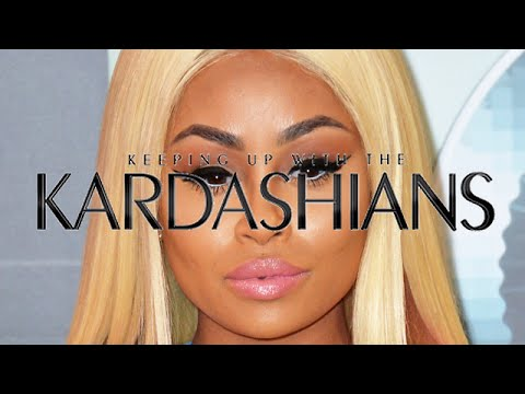 Blac Chyna Keeping Up With The Kardashians Trailer Parody