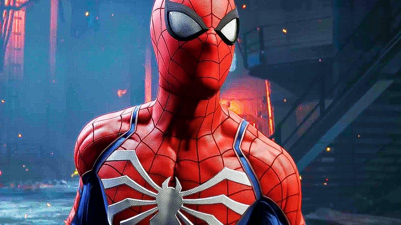SPIDER-MAN Gameplay Trailer (E3 2018)