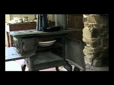 cast iron kitchen stove gray rugs cooking on a youtube