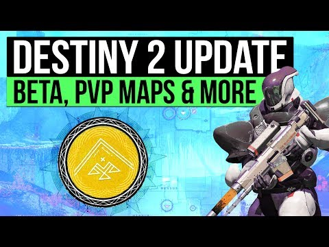 DESTINY 2 NEWS | Beta Extended, The Real...