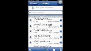 how to convert video file into mp3 in iphone
