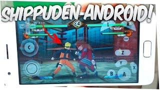 🔴Android Naruto Shippuuden Gekitou Ninja Taisen Special Dolphin Emulador