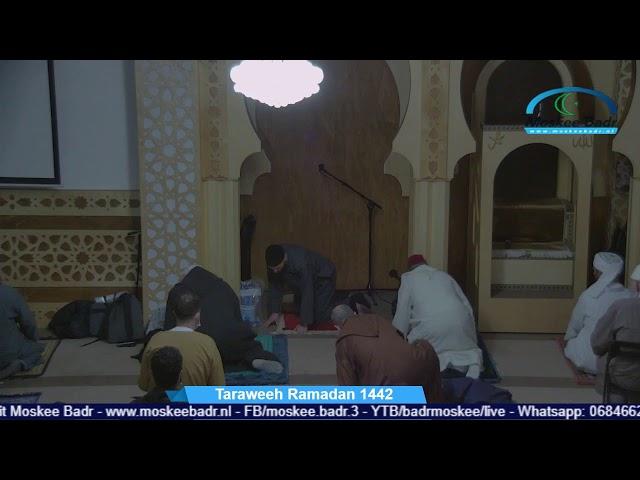 Taraweeh Ramadan 1442