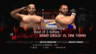 Ring Of Power: Blood In The Water 2015 Part 5- Thomas Vs. Sokolov