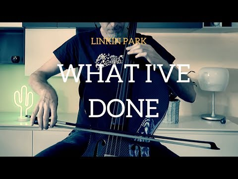 Linkin Park - What I've Done for cello and piano (COVER)