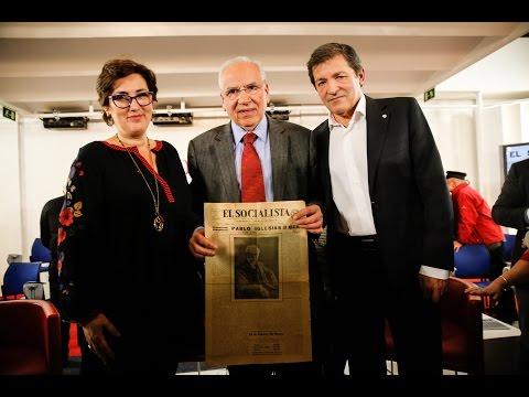 El PSOE relanza el periódico que fundó Pablo Iglesias hace 131 años