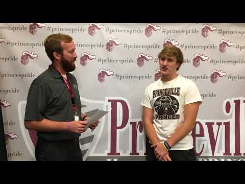 MTI Defensive Player of the Week: Justin Janssen, Princeville High School