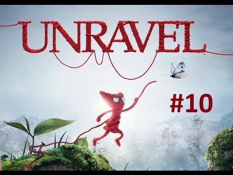 Unravel FR #10 Rouille