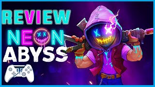 Neon Abyss Review - Into the Abyss we GO! (Video Game Video Review)