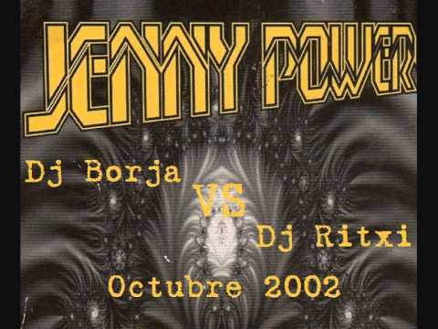 Jenny Power - Octubre 2002 - Dj Borja VS Dj Ritxi