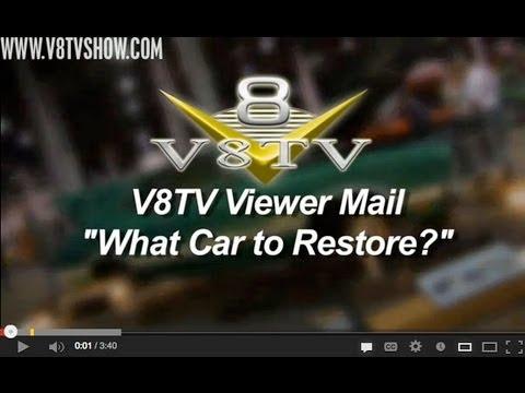 FREE Restoration Project Planner Download - V8 Speed & Resto Shop