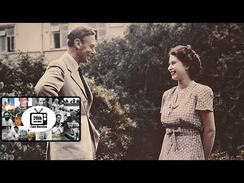 The 1st Reigning British Monarch to Visit the US  (1939 silent)