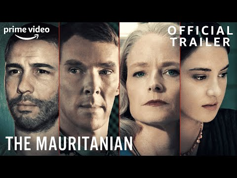 The Mauritanian | Official Trailer | Prime Video