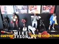 Mike Tyson figure statue collection
